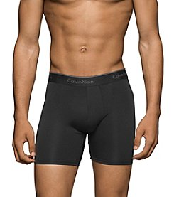 Calvin Klein Men's Three-Pack Microfiber Stretch Boxer Briefs