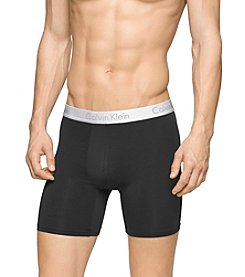 Calvin Klein Men's Liquid Stretch Boxer Brief