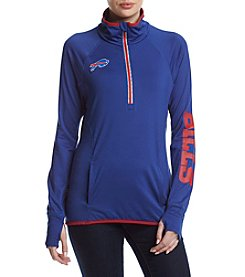 G III NFL® Buffalo Bills Women's Interval 1/2 Zip Pullover