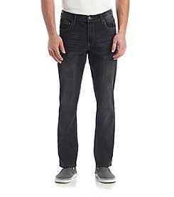 Ruff Hewn Men's Slim 5-Pocket Denim Pants