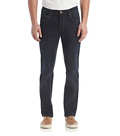 Ruff Hewn Men's Slim Straight Denim Pants
