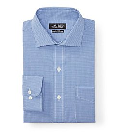 Lauren Ralph Lauren® Men's Poplin Spread Collar Dress Shirt