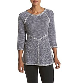Calvin Klein Performance Textured Knit Top