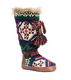 MUK LUKS Women's Grace Slippers