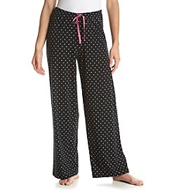 HUE® Dotty Square Pajama Pants
