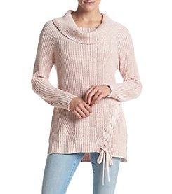 Jessica Simpson Off Shoulder Sweater