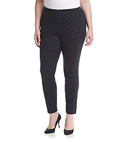 Jessica Simpson Plus Size Sandra Ponte Pants