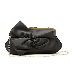 La Regale® Satin Oversized Bow Pouch Frame