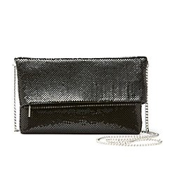 La Regale® Mesh Fold Over Crossbody