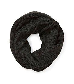 Ruff Hewn Solid Knit Loop Scarf