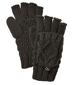 Ruff Hewn Solid Knit Flip Gloves