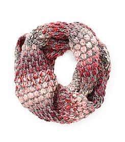Ruff Hewn Fancy Stitch Space Dyed Loop Scarf