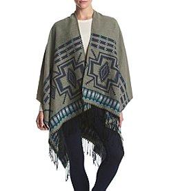 Ruff Hewn Printed Blanket Scarf
