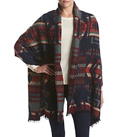 Ruff Hewn Blanket Scarf