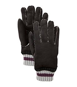 Ruff Hewn Suede Cuffed Gloves