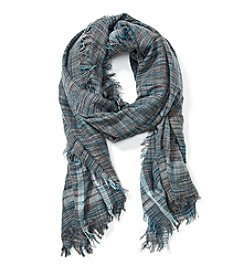 Steve Madden Sporty Space Dyed Scarf