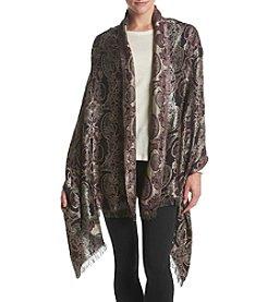 Cejon® Tapestry Jacquard Scarf