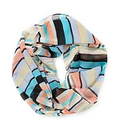 Cejon® Stripes Infinity Scarf