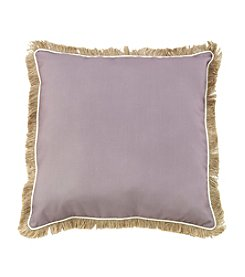 Dean Fringe Decorative Pillow