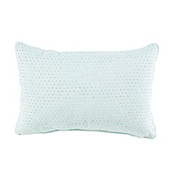 Angelica Rhinestone Decorative Pillow