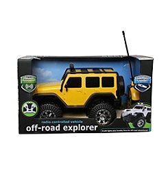 Black Series RC Off Road Explorer