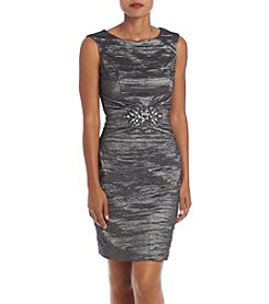 Eliza J® Taffeta Sheath Dress