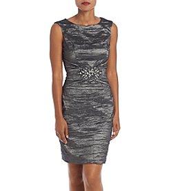 Eliza J® Tafeta Sheath Dress