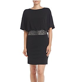 Jessica Howard® Sequin Waist Dress