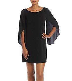 Jessica Simpson A-Line Chiffon Dress