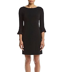 Jessica Howard® Petites' Flutter Sleeve Dress