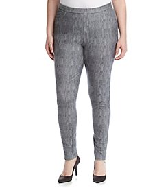 MICHAEL Michael Kors® Plus Size Classic Wash Leggings