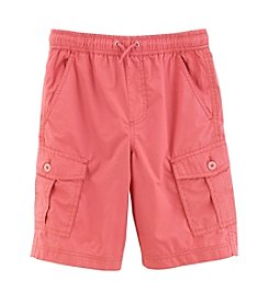 Ruff Hewn Boys' 8-20 Pull-On Cargo Shorts
