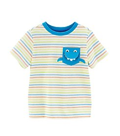 Mix & Match Boys' 2T-4T Shark Pocket Tee