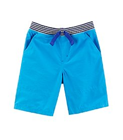 Mix & Match Boys' 2T-7 Knit Waistband Shorts