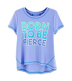 Exertek® Girls' 7-16 Born To Be Fierce Tee