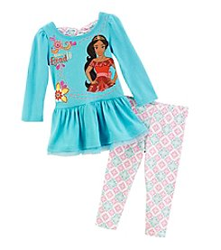 Disney® Girls' 2T-6X 2-Piece Born To Lead Tunic and Leggings Set