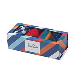 Happy Socks® Men's Stripe Socks Gift Box