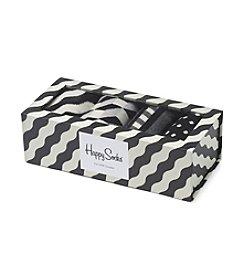 Happy Socks® Men's Wave Polka Socks Gift Box
