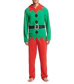 Seven Oaks Men's Elf Suit With Hood