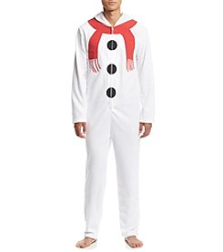 Seven Oaks Men's Snowman Suit With Hood