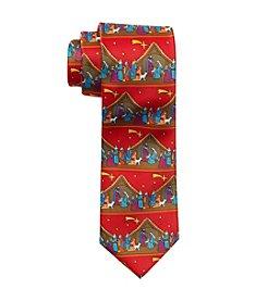 HO HO HO Religous Tie