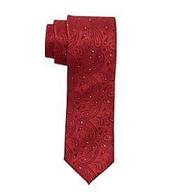 HO HO HO Paisley Lurex Tie