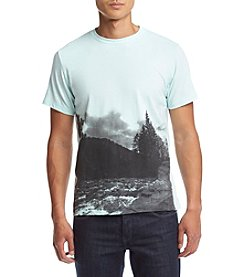 Ocean Current Men's No Roads Graphic Short Sleeve Tee