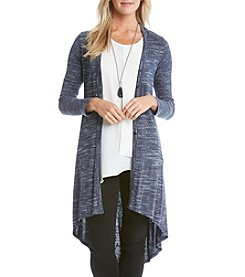 Karen Kane® High Low Duster
