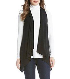 Karen Kane® Handkerchief Sweater Vest