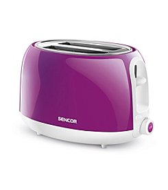 Sencor® 2-Slice Electric Toaster