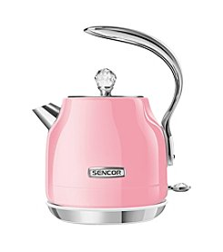 Sencor® 1.5-Liter Electric Kettle with Swivel Base