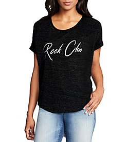 William Rast® Rock Chic Tee