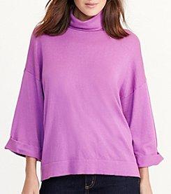 Lauren Ralph Lauren® Jersey Sweater