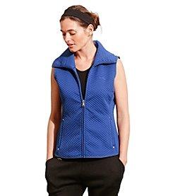 Lauren Ralph Lauren® Quilted Jacquard-Knit Vest